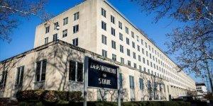 ABD: 'Doğu Akdeniz'e dair diyalog girişimlerinden memnunuz'