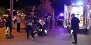 İki grup arasında silahlı- bıçaklı kavga: 2 yaralı