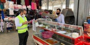 Ağrı'da karantina ihlaline 6 bin 300 lira para cezası verildi