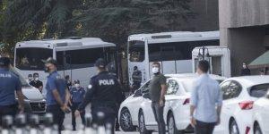 Kobani eylemlerine ilişkin soruşturmanın şüphelilerinin gözaltı süreleri uzatıldı