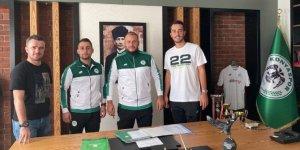 Konyaspor'dan Genç Mutspor'la anlaşma
