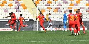 Yeni Malatyaspor ilk galibiyetini aldı