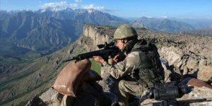 Patlayıcıyla yakalanan PKK'lı terörist tutuklandı