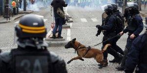 Fransa'da görevdeki polis ve jandarmanın görüntülerini sosyal medyada paylaşmak yasaklanacak