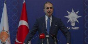 Ömer Çelik'ten HDP'ye tepki: PKK'nın insanlarımıza dönük katliamlarıyla yüzleşin