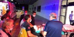 Konya'da bıçaklı saldırıya uğrayan genç avukat, sol gözünü kaybetti