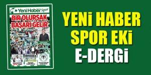 Yeni Haber Spor Eki | E Dergi