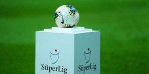 TFF, Süper Lig'de 5 haftalık maç programını açıkladı