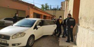 Konya'da uyuşturucu operasyonunda 4 tutuklama