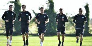 Konyaspor, Fenerbahçe maçının hazırlıklarına başladı