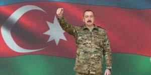 İstanbul'daki Azerbaycanlılar'dan Azerbaycan'a destek