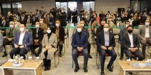 AK Parti Meram İlçe Gençlik Kolları 6. Olağan Kongresi yapıldı