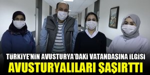 Türkiye'nin Avusturya'daki vatandaşına ilgisi Avusturyalıları şaşırttı