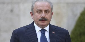 TBMM Başkanı Şentop, şehitler için Allah'tan rahmet diledi