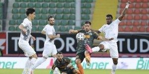 Konyaspor'da Musa 46'da girdi 78'de çıktı