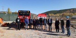 """Derbent'te çiftçilere, """"tarım alet ve ekipmanlarının doğru kullanımı"""" eğitimi"""
