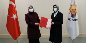 AK Parti Seydişehir İlçe Kadın Kolları Başkanlığına Fatma Aydın atandı