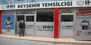 """İHH Beyşehir'den """"kardeşlik üşümesin"""" kampanyasına destek çağrısı"""