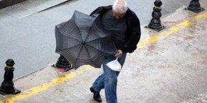 Konya'ya kuvvetli rüzgar ve fırtına uyarısı