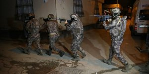 Adana merkezli 3 ilde terör örgütü PKK/KCK operasyonu