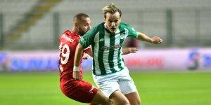 Konyaspor'da kazanma sırası ligde!