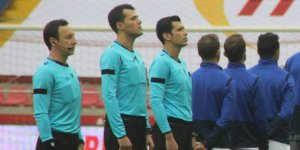 Konyaspor'un Hakem Burak Şeker'in yönetiminde ilk maçı