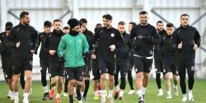 Konyaspor'da Hatayspor maçı hazırlıkları
