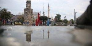 Antalya, Muğla, Isparta ve Burdur'da yeni yılın ilk gününde sessizlik hakim