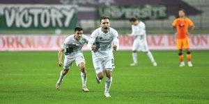 Konyaspor'da Erdon Daci Galatasaray maçına damga vurdu