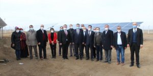 Ak Parti Konya Milletvekili Orhan Erdem, Yunak'ta yatırımları inceledi