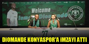 Ismael Diomande Konyaspor'a imzayı attı