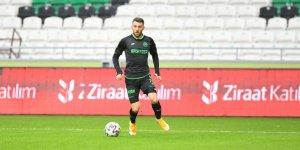 Konyaspor'da yeni transferler ilk 11'de başladı