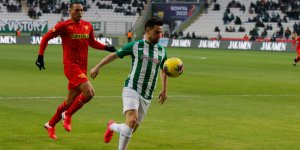 Konyaspor-Göztepe rekabetinde en golcü Ömer Ali Şahiner