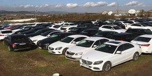Konya'da icradan satılık araç