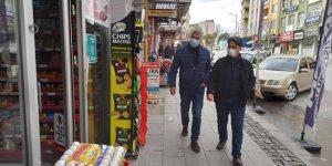 Seydişehir'de koronavirüs tedbirleri denetimi
