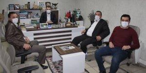 Altınekin Belediyesi'nden Yeni Haber'e ziyaret