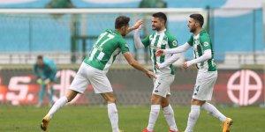 Konyaspor'da Cikalleshi ilk golünü attı