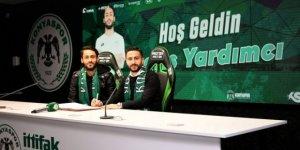 Konyaspor, Barış Yardımcı'yı transfer etti