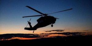 Fransa'da helikopter düştü içindeki 5 kişiden 2'si öldü