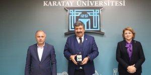 KTO Karatay Üniversitesi ile Azerbaycan Teknik Üniversitesi arasında yeni iş birlikleri