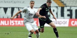 Beşiktaş: 0 - İttifak Holding Konyaspor: 0 (İlk yarı sonucu)