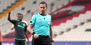 Özkahya Konyaspor'un penaltısını vermedi!