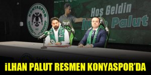 İlhan Palut resmen Konyaspor'da