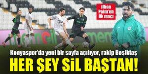 Konyaspor'da yeni bir sayfa açılıyor, rakip Beşiktaş