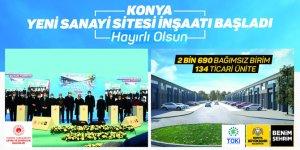 Konya Yeni Sanayi Sitesi