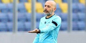 Trabzonspor-Fenerbahçe maçının VAR hakemi Cüneyt Çakır oldu