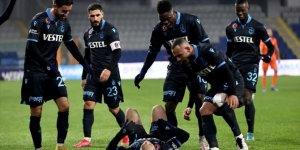 Trabzonspor'un 2021 yılındaki yükselişi sürüyor