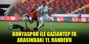 Konyaspor'un Gaziantep FK ile 11. maçı