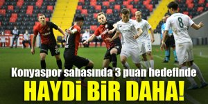 Konyaspor – Gaziantep FK'yi konuk ediyor