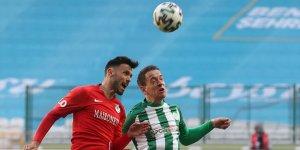 Konyaspor'da Amir formasına kavuştu